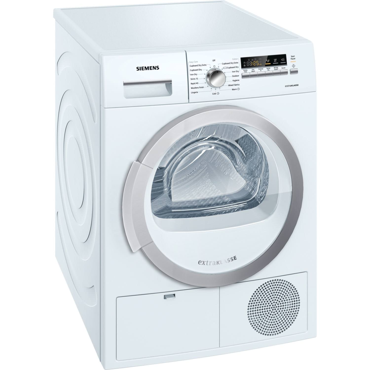WT46B290GB 8Kg Condenser Tumble Dryer