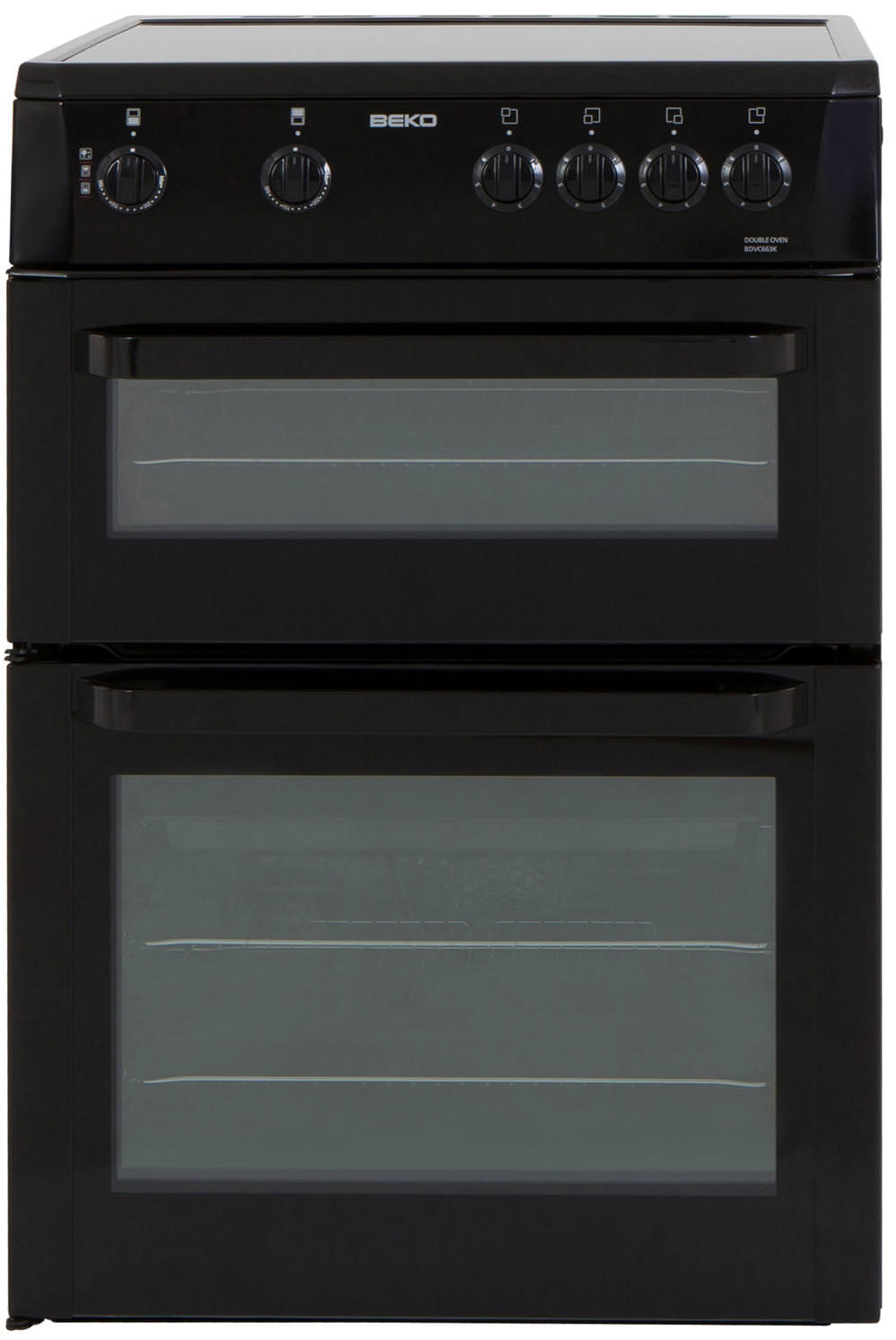 Image of BDVC663K 60cm Electric Double Oven Cooker