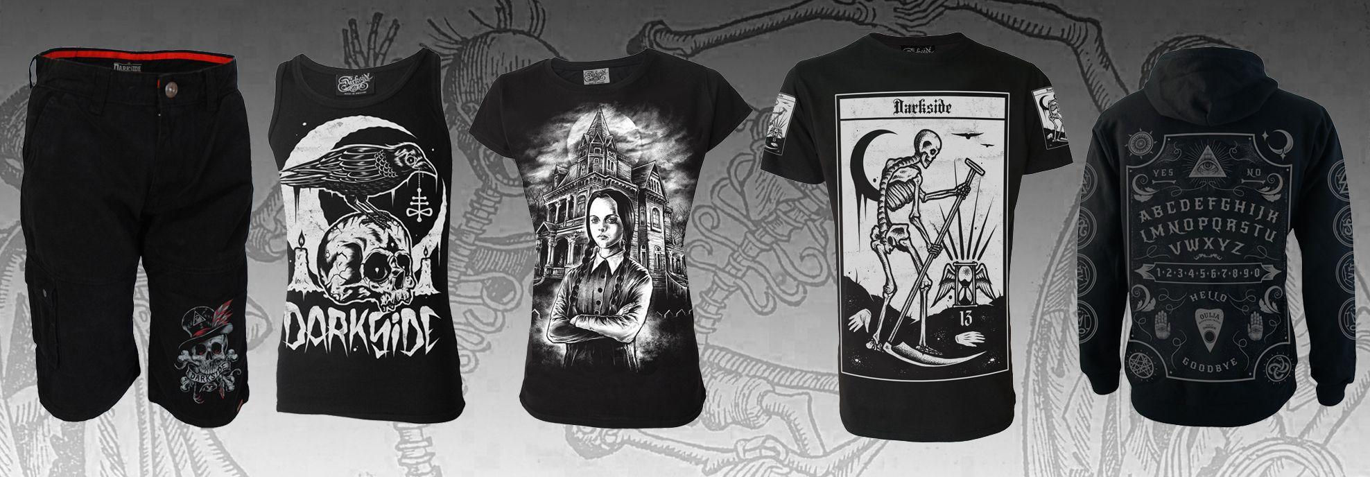 View Our Range Of Darkside Clothing