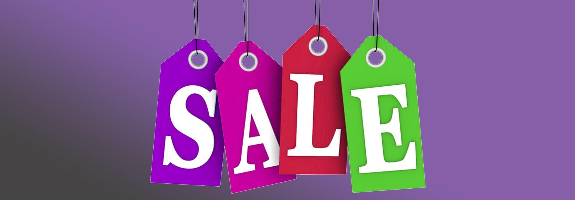View Our Sale Items Here!